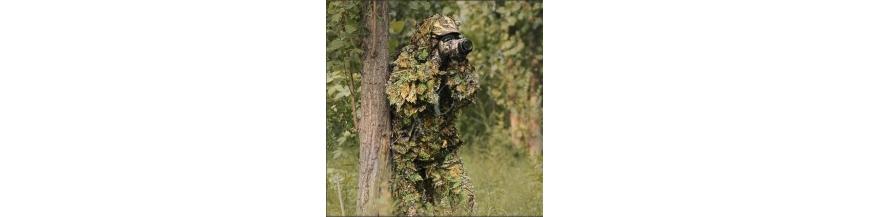 Vêtements - Protections - Camouflages - Accessoires de chasse