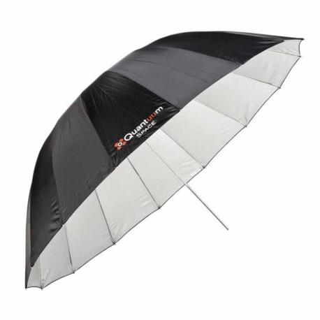 Quantuum Space 185 white parapluie parabolique