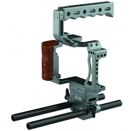 Genesis Cam Cage Kit pour Sony A7, A7s, A7r